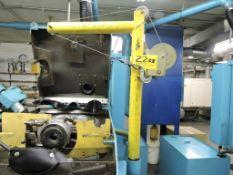 J&B for grinding wheels, 1,100 cap.