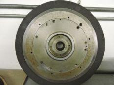 Grinding wheel w/plate fits Winslow.