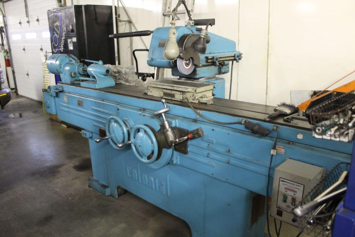 Tool Sharpening Equipment