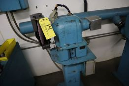 Double spindle grinder.