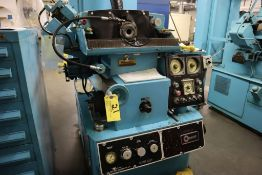 "1975 Winslow drill grinder model 100C, sn 0060, 1 1/8"" max. cap., wheel /hub, modified control,"