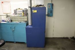 Torit dust collector model VS1200, sn UNK, 3 ph, 208/230/460 volt, includes start box, on dry filter