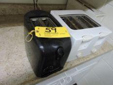 Toasters.