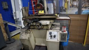 Harig grinder, 618W, w/mag, w/cabinet and tooling.