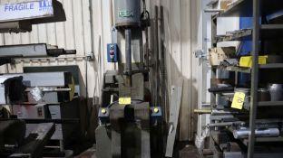 Greenerd press, 2 hp., 3 ph.
