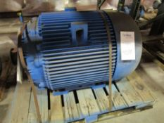 General Electric Model Ultra 841 150 HP Electric Induction Motor