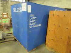 Sulzer Model G12J-101 A/B Blower Rotor
