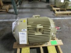 General Electric Model 5KS365XAA254D4W8 75 HP Electric Induction Motor