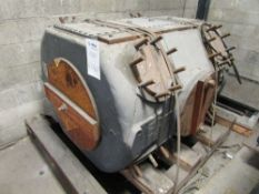 Cooper Bessemer Type C7J-14-2 15-7/8X14 Compressor Cylinder