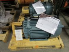 Baldor Reliance Model 661 XL 25 HP Electric Induction Motor