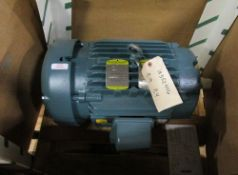 Baldor Reliance Model Sever Duty XT 10 HP Electric Induction Motor
