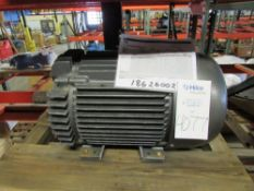 Baldor Reliance 40 HP Electric Induction Motor