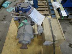 Flowserve Model RVX-A 3x4x9 Cap Pump