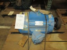 Reliance Electric 25 HP Electric Induction Motor