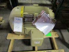 General Electric Model 5KS365XAA2180 75 HP Electric Induction Motor