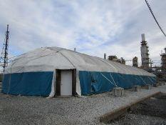 Air Beam Tent Unit