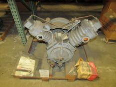 Ingersoll Rand Model 71T2 Concentric Ring Valve Air Compressor