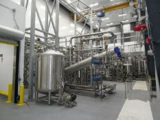 Bulk Bid for Lots 2&3: ROTAX Closed Loop Solvent Based Continuous Oil Extraction System & Bepex Room
