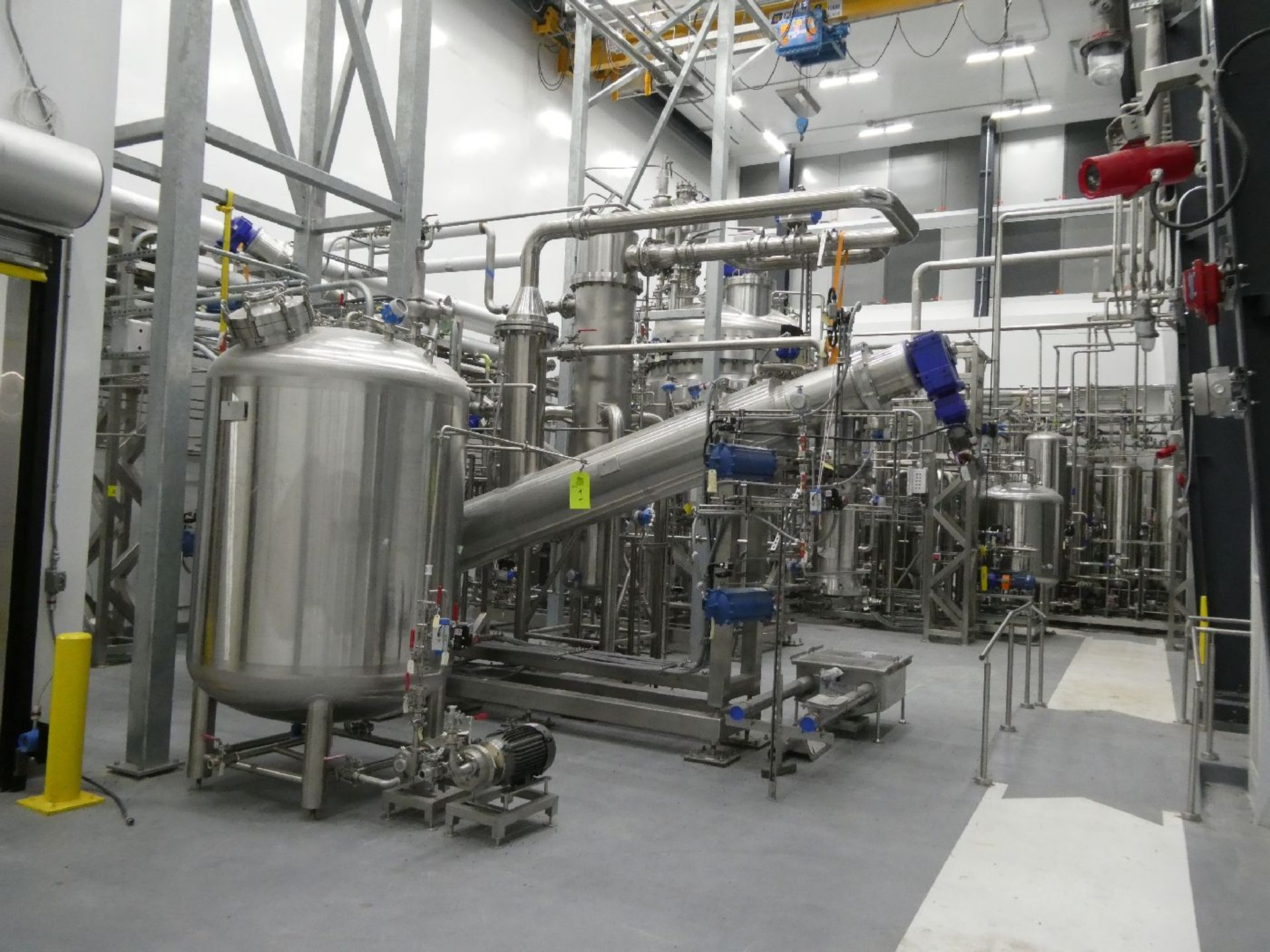 ROTAX Closed Loop Solvent Based Continuous Oil Extraction System - Image 49 of 68