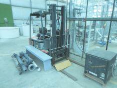 Linde ER18-AC 2600-Lb. Electric Fork Lift Truck