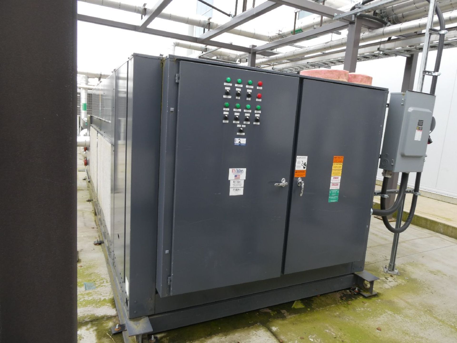 ROTAX Closed Loop Solvent Based Continuous Oil Extraction System - Image 67 of 68
