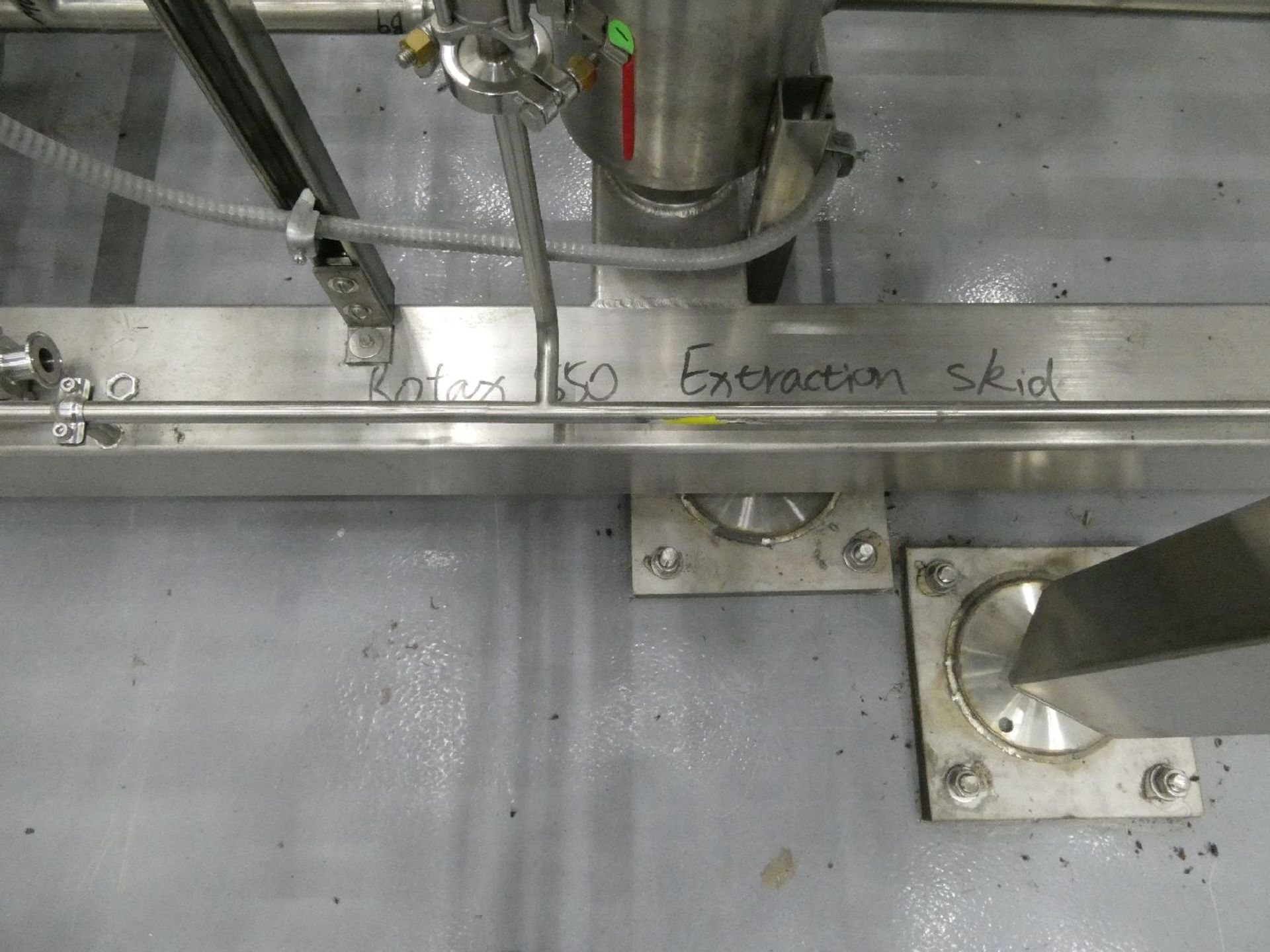 ROTAX Closed Loop Solvent Based Continuous Oil Extraction System - Image 11 of 68