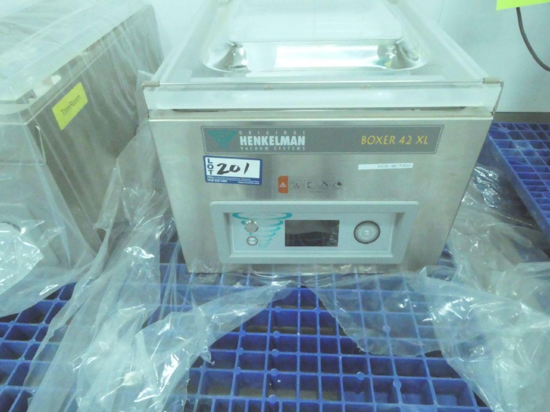 Henkleman Boxer 42 XL Vacuum Sealer