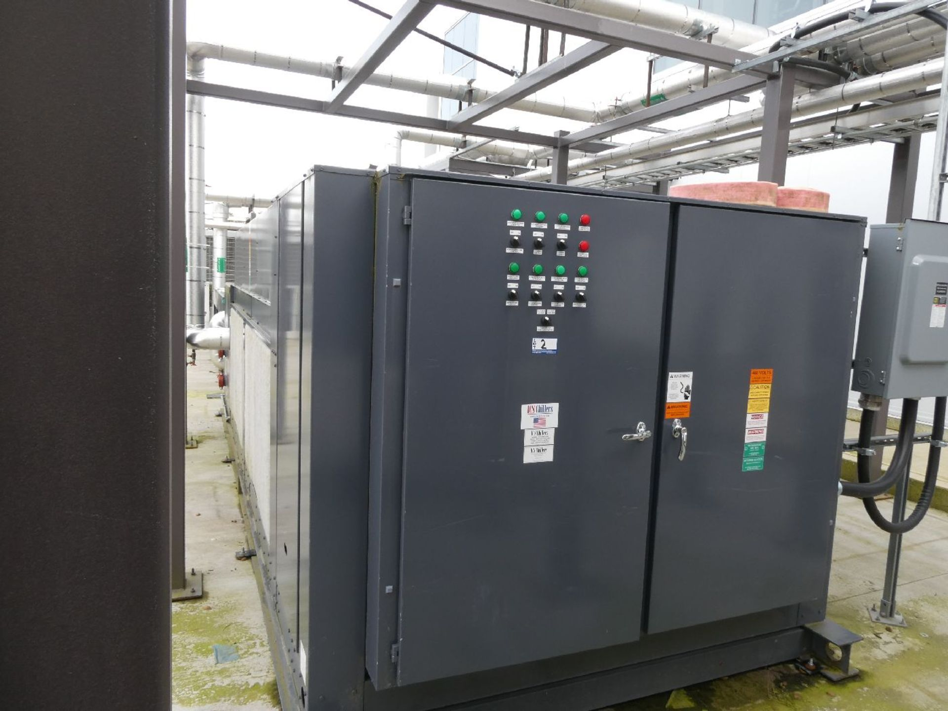 ROTAX Closed Loop Solvent Based Continuous Oil Extraction System - Image 66 of 68