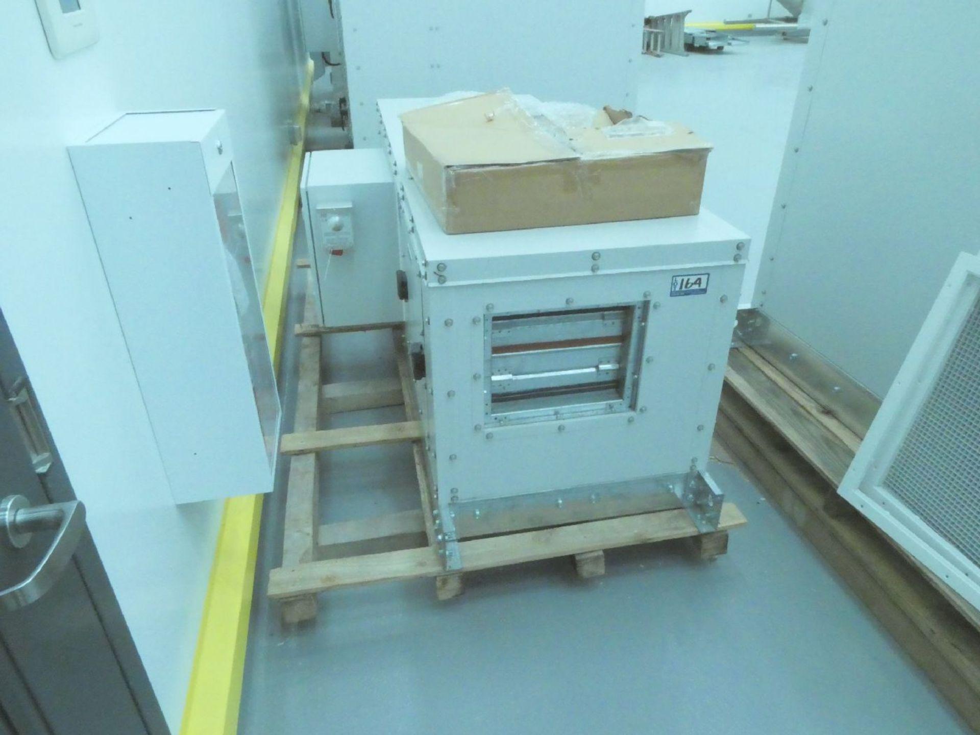 Pennair FB-BD-10-E/A Coolbreeze 1,000CFM Carbon Filter Box