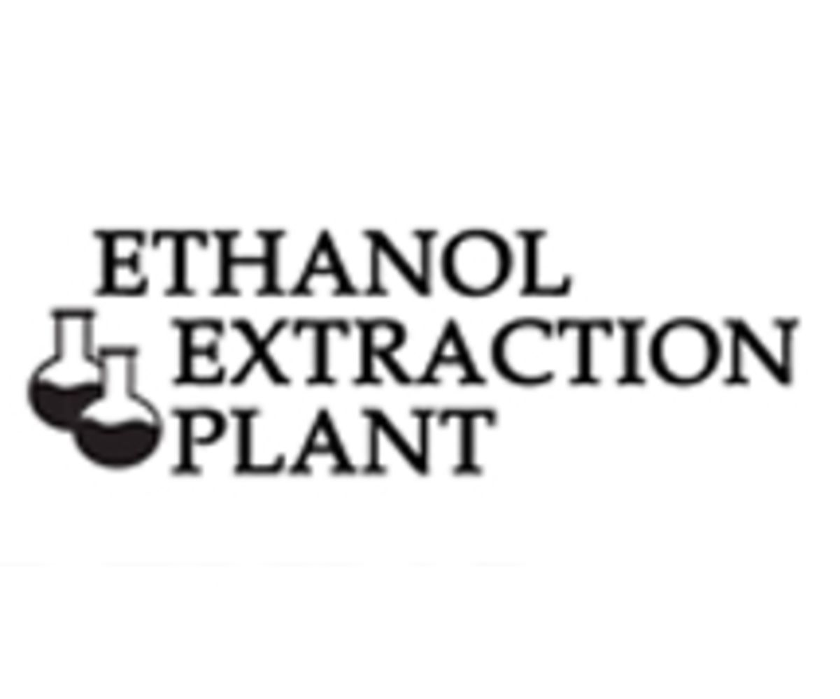 Complete Ethanol Extraction Plant