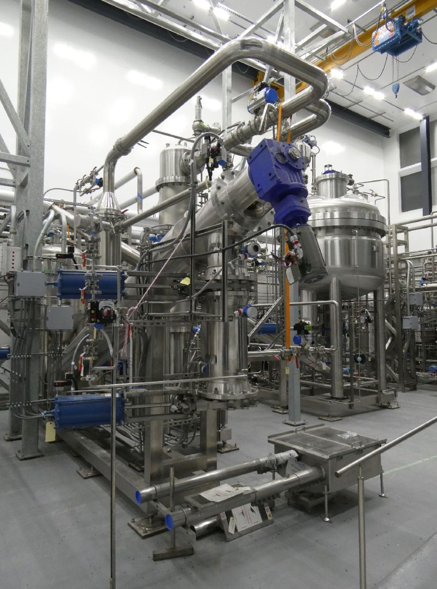 ROTAX Closed Loop Solvent Based Continuous Oil Extraction System - Image 5 of 68