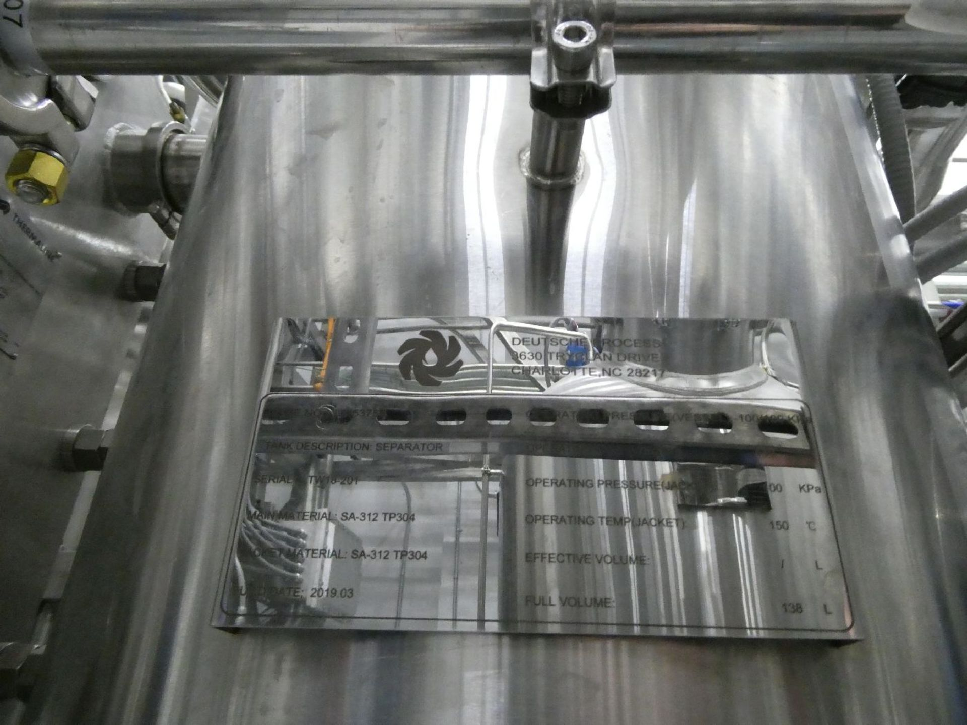 ROTAX Closed Loop Solvent Based Continuous Oil Extraction System - Image 25 of 68