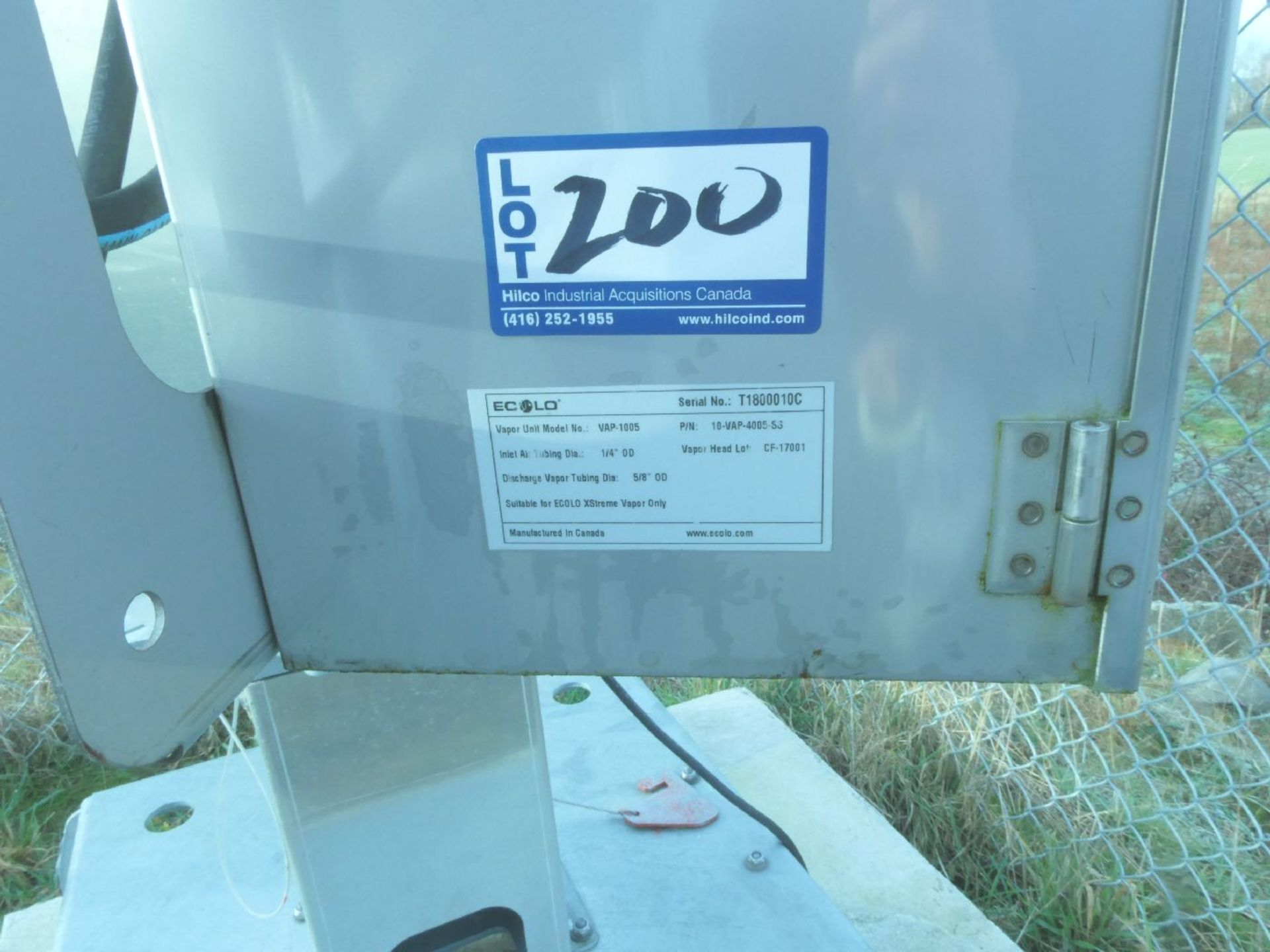 Ecolo VAP-1005 Odour Control Cannon - Image 4 of 4