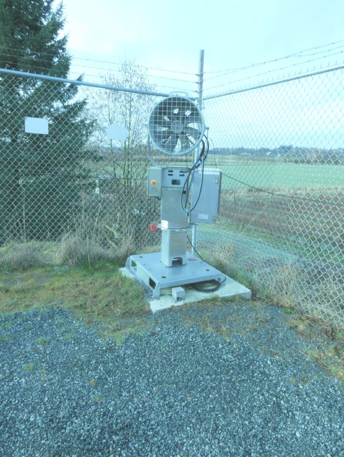 Ecolo VAP-1005 Odour Control Cannon