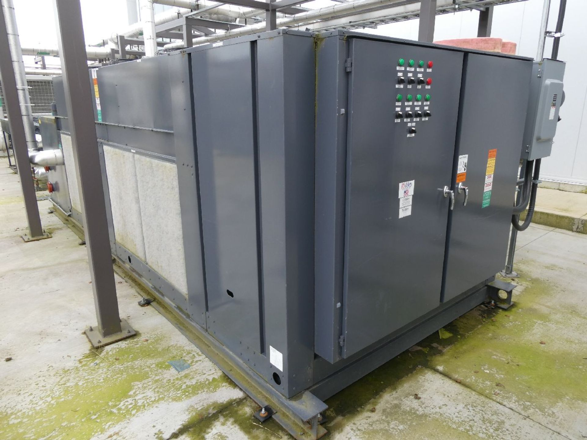 ROTAX Closed Loop Solvent Based Continuous Oil Extraction System - Image 61 of 68