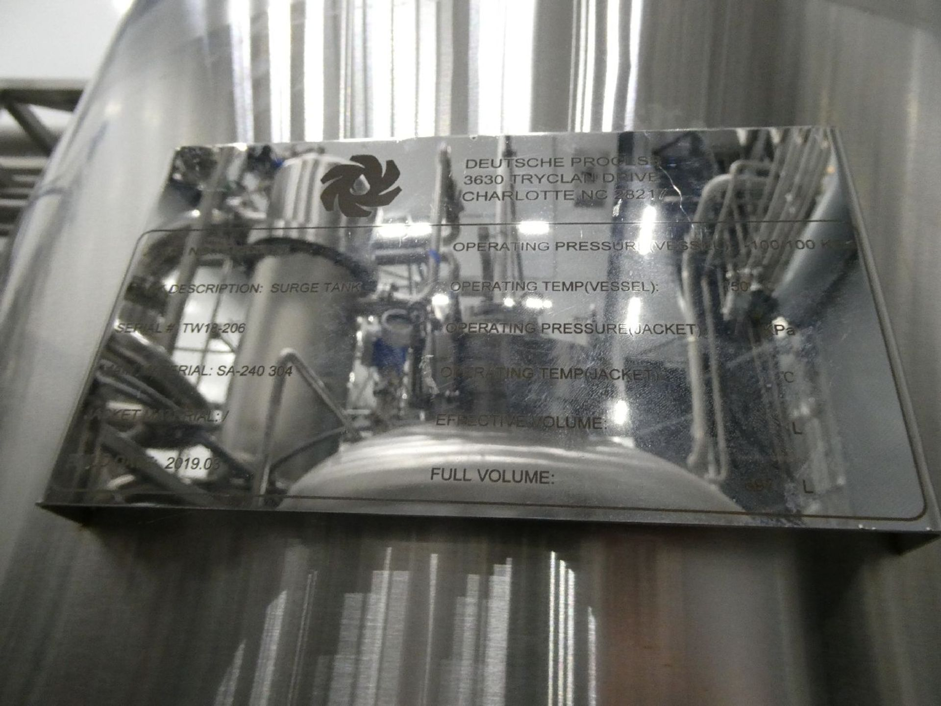 ROTAX Closed Loop Solvent Based Continuous Oil Extraction System - Image 38 of 68