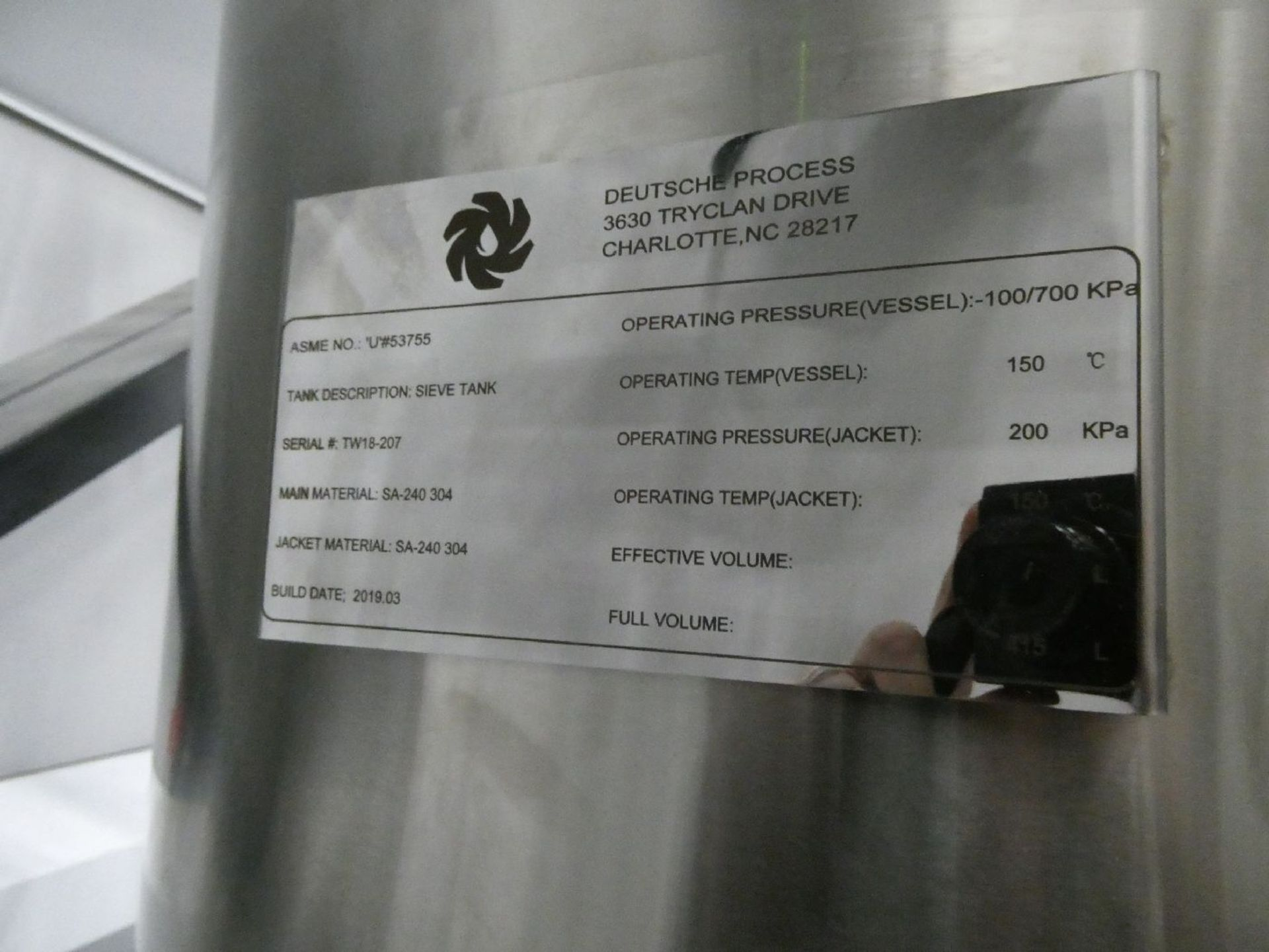 ROTAX Closed Loop Solvent Based Continuous Oil Extraction System - Image 35 of 68