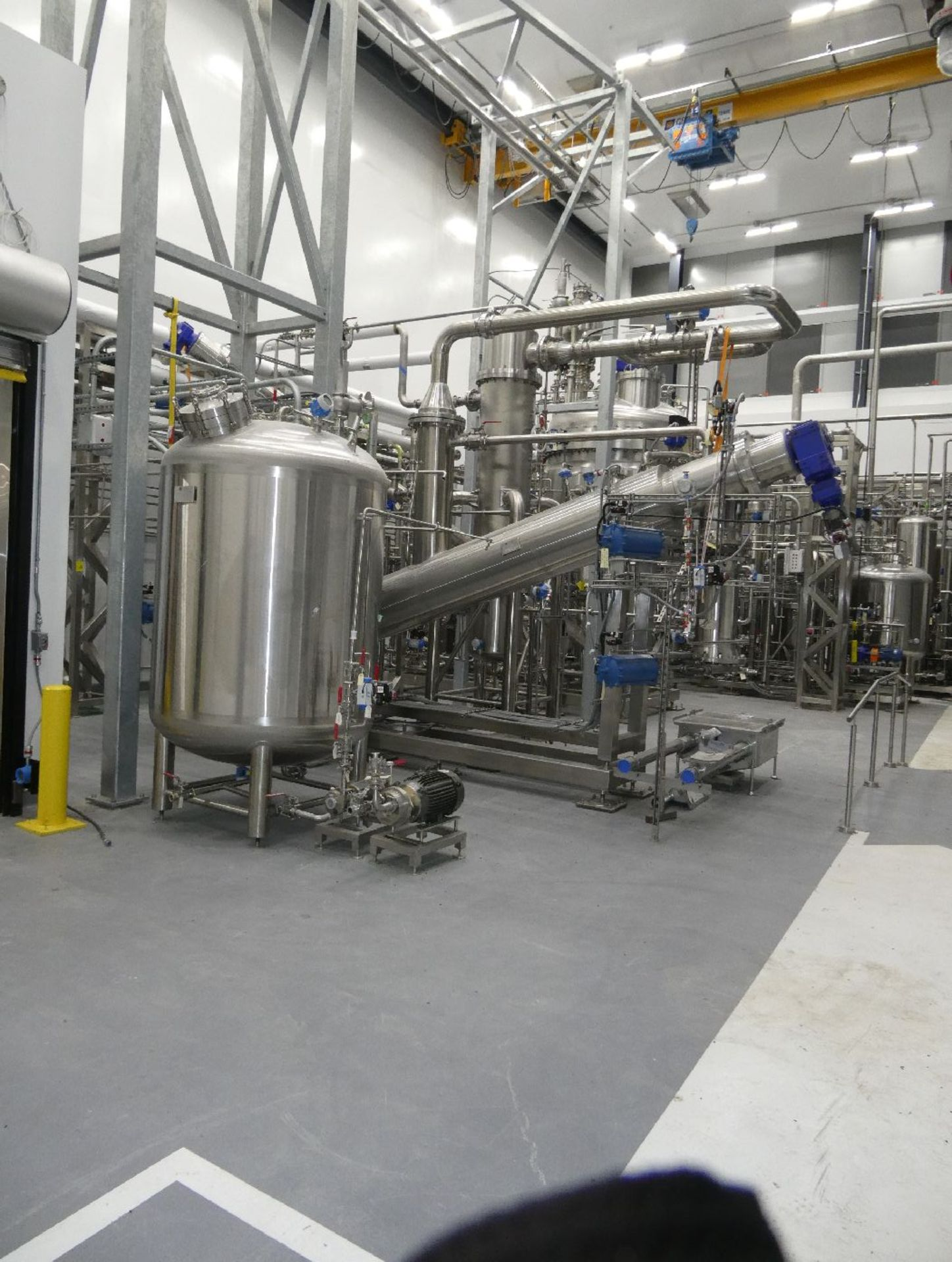 ROTAX Closed Loop Solvent Based Continuous Oil Extraction System