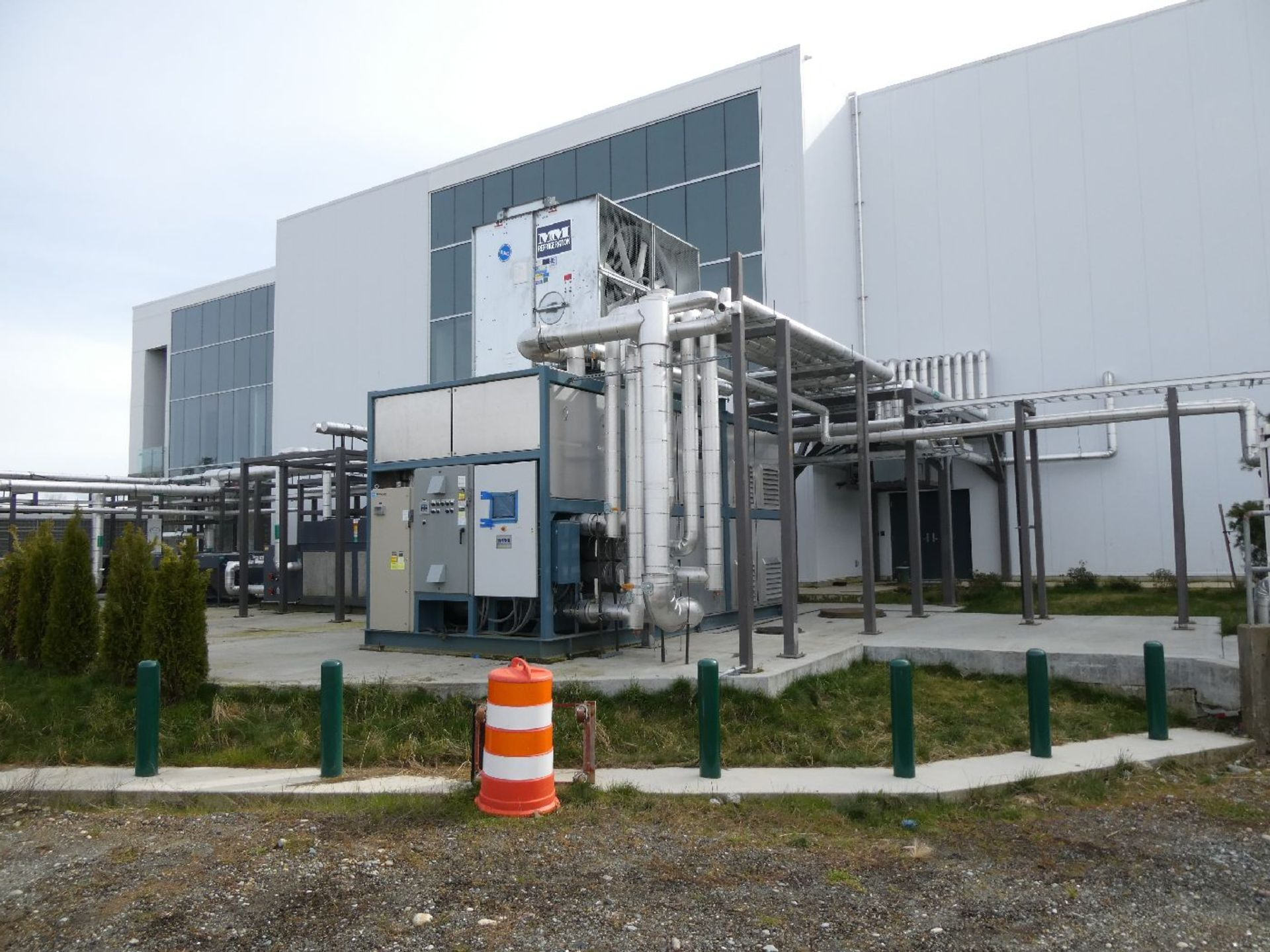 ROTAX Closed Loop Solvent Based Continuous Oil Extraction System - Image 57 of 68