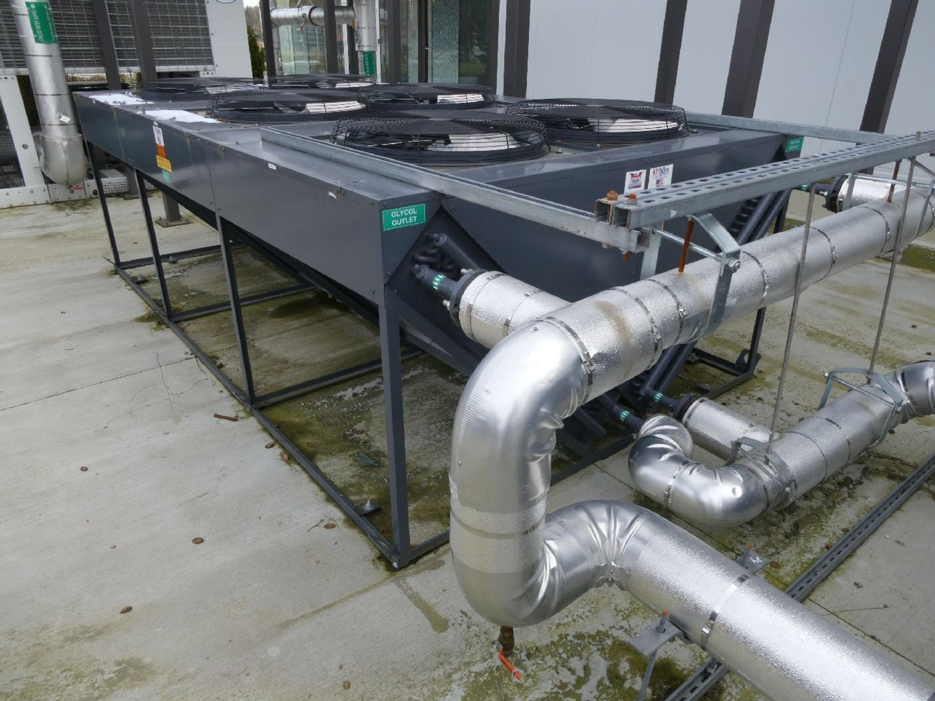 ROTAX Closed Loop Solvent Based Continuous Oil Extraction System - Image 64 of 68