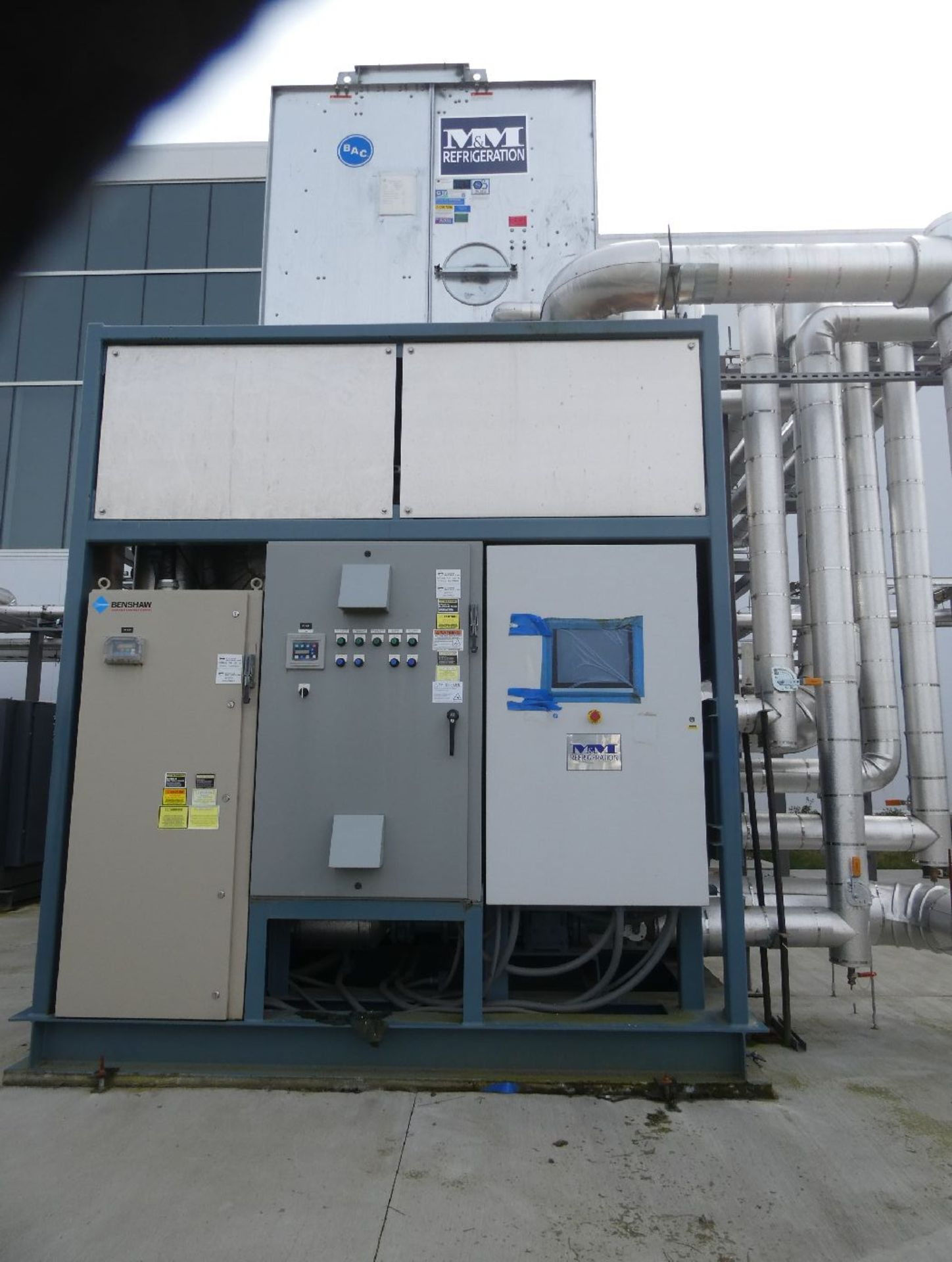 ROTAX Closed Loop Solvent Based Continuous Oil Extraction System - Image 58 of 68