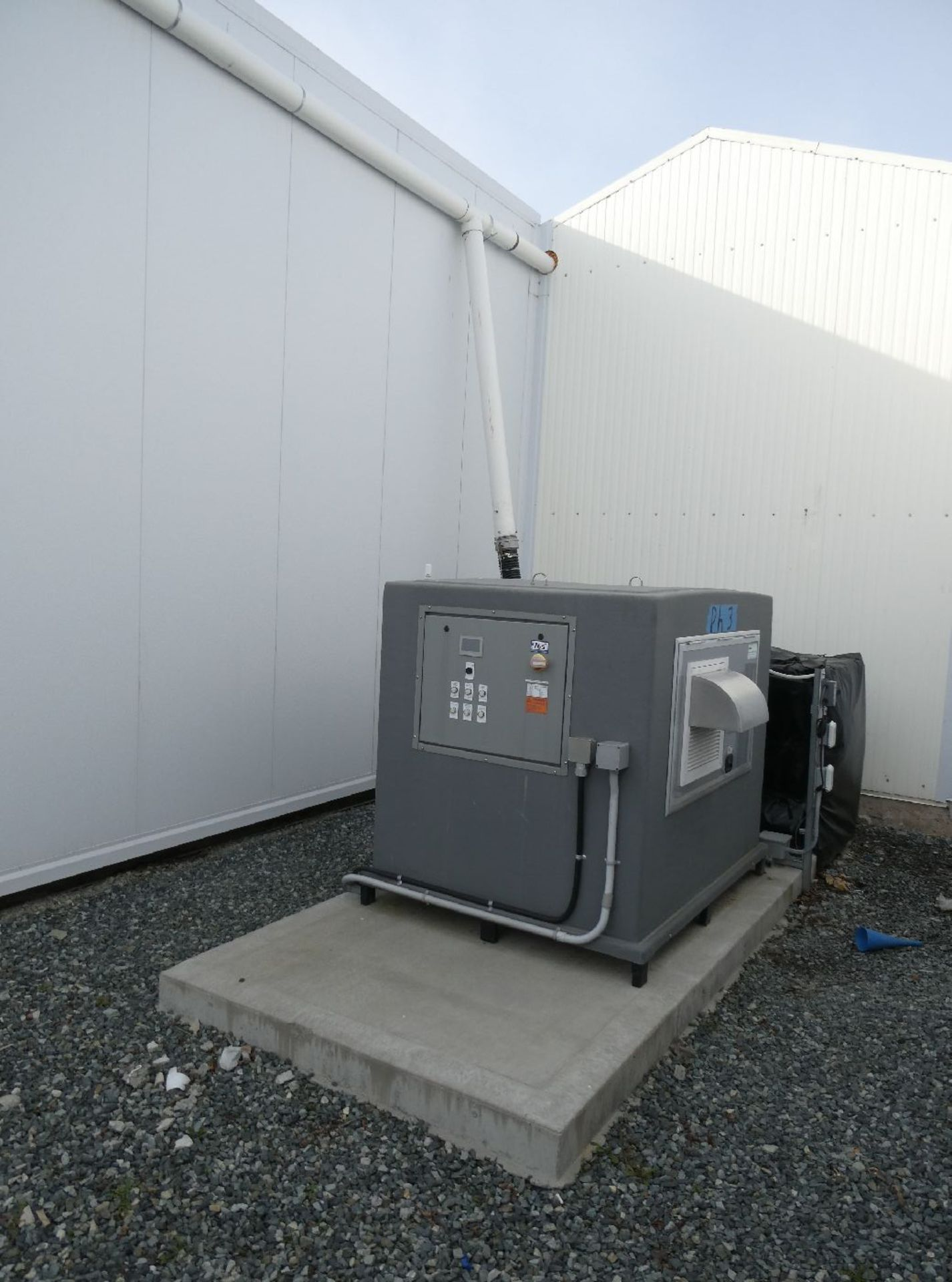 Byers Scientific 1812202 Odour Management System - Image 2 of 3