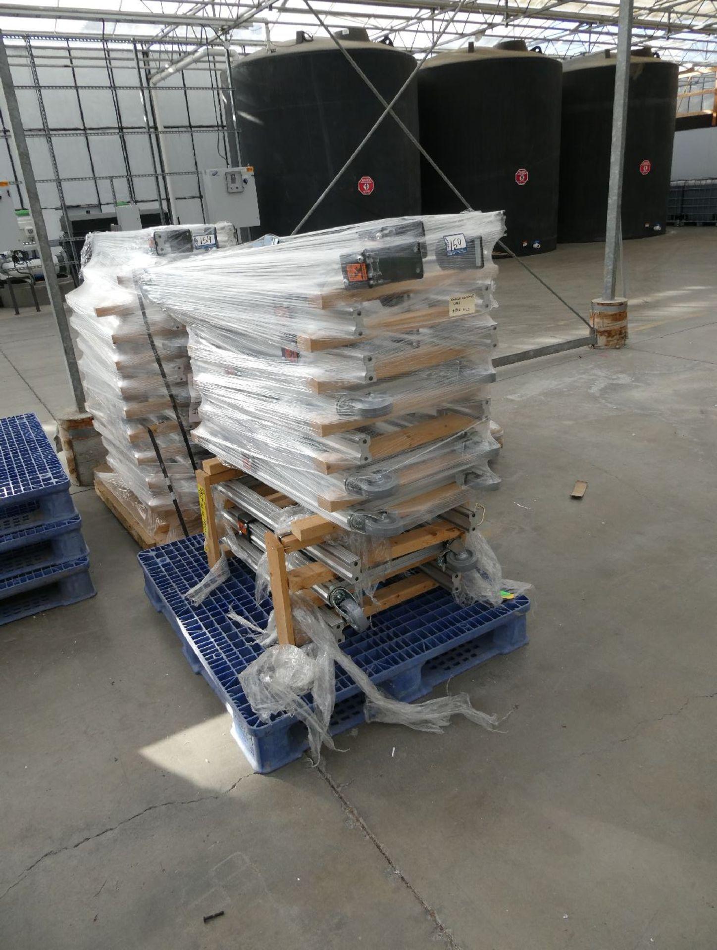 Pallets of Dorner Conveyor Legs - Image 4 of 4