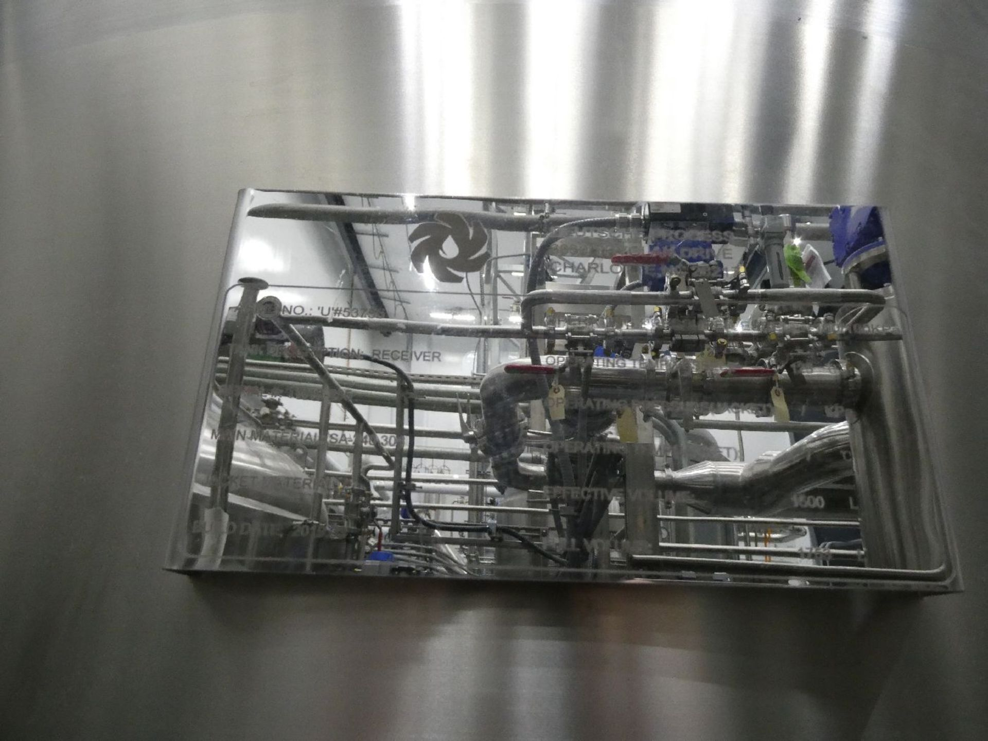 ROTAX Closed Loop Solvent Based Continuous Oil Extraction System - Image 43 of 68