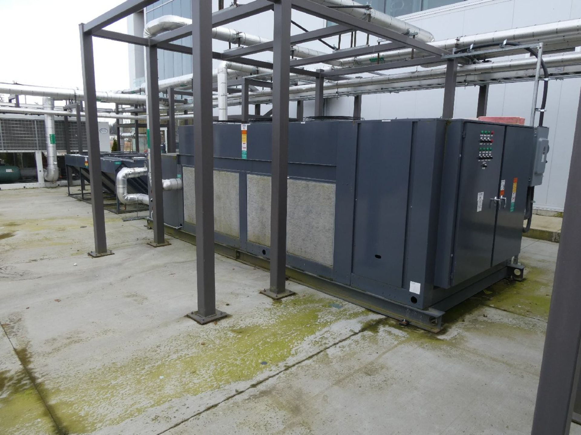 ROTAX Closed Loop Solvent Based Continuous Oil Extraction System - Image 60 of 68