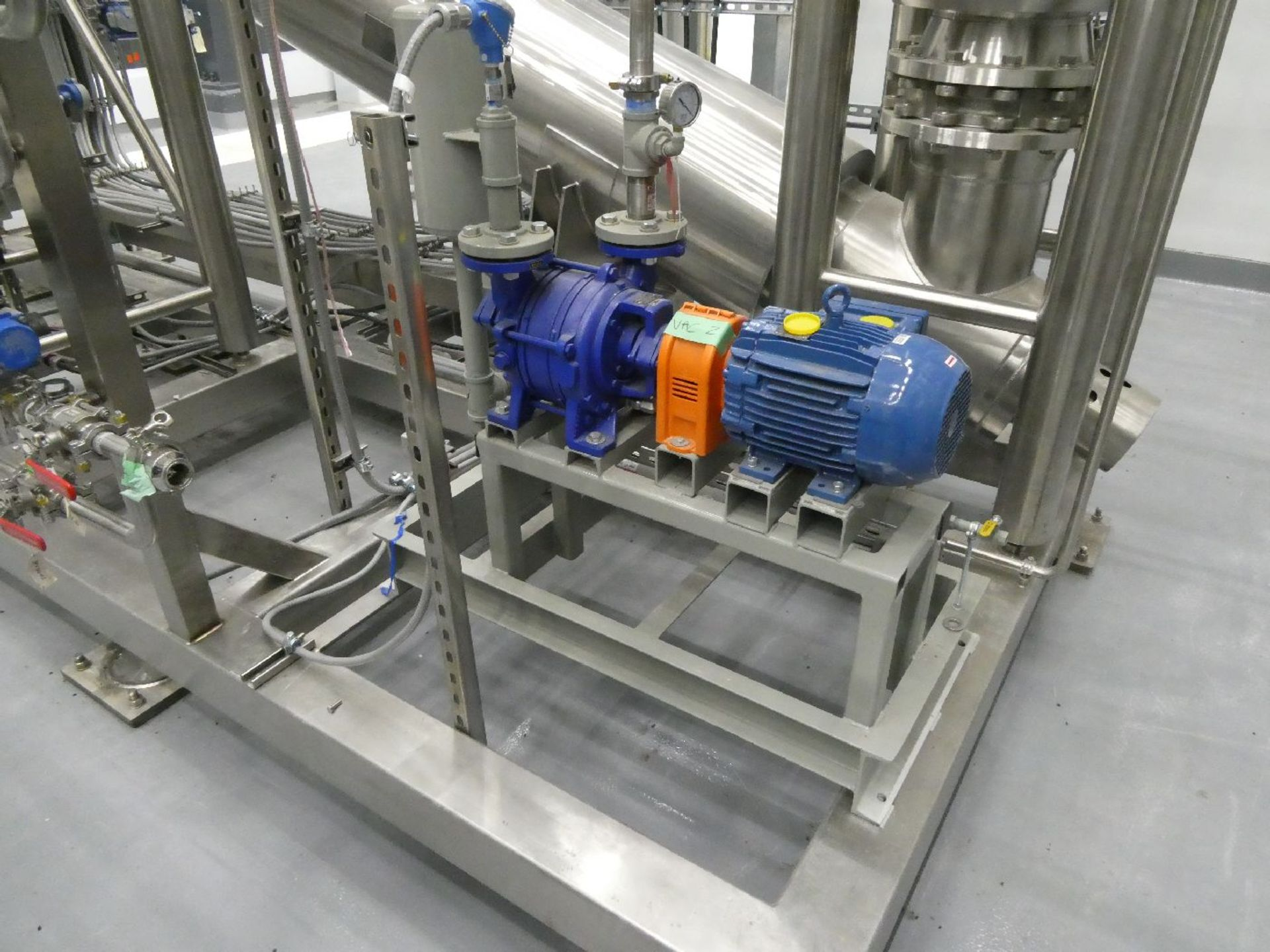 ROTAX Closed Loop Solvent Based Continuous Oil Extraction System - Image 7 of 68
