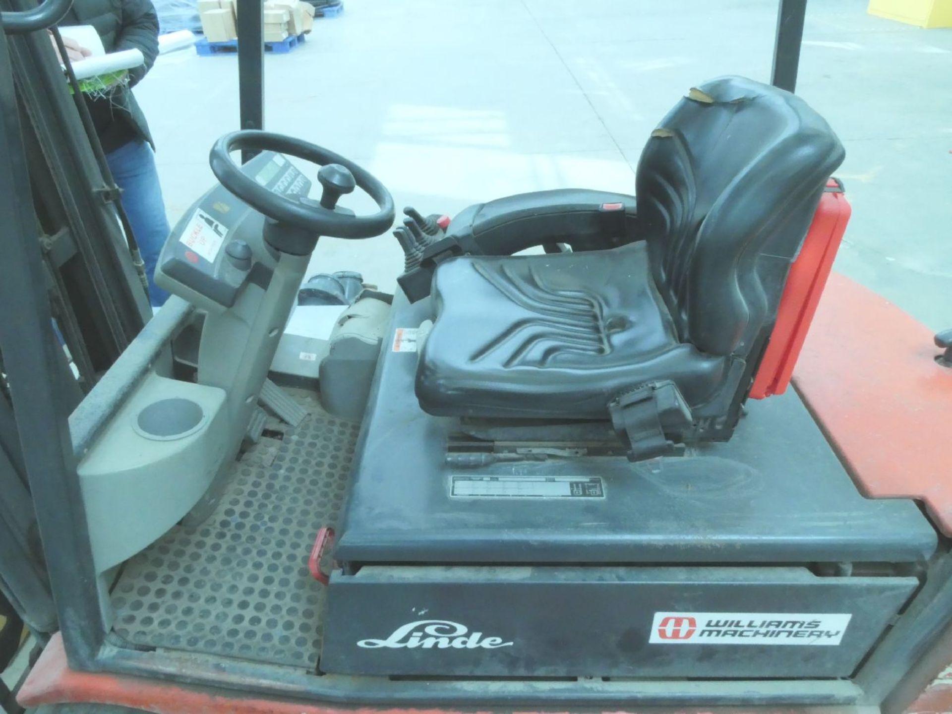 Linde ER18-AC 2600-Lb. Electric Fork Lift Truck - Image 2 of 6