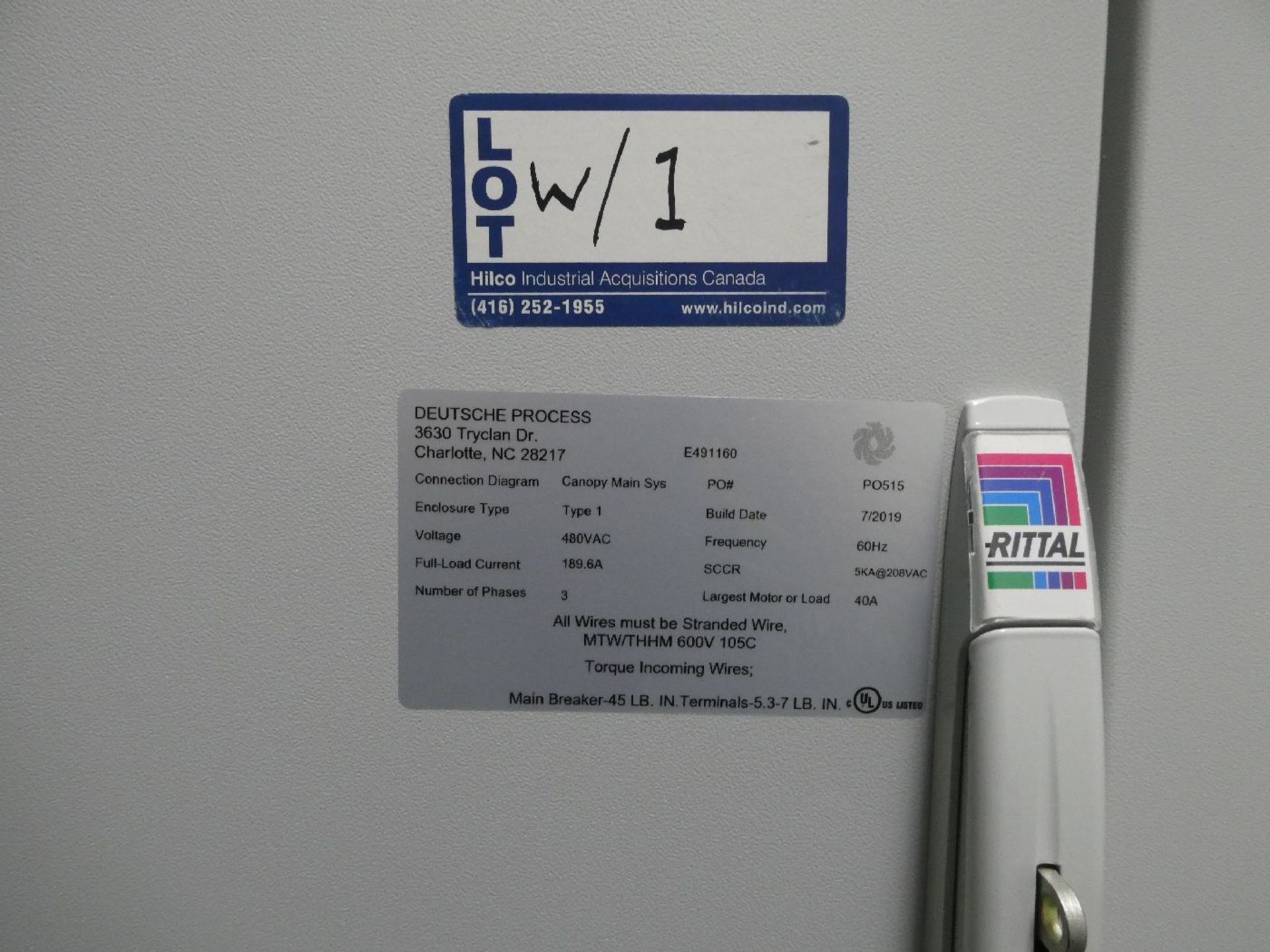 ROTAX Closed Loop Solvent Based Continuous Oil Extraction System - Image 53 of 68