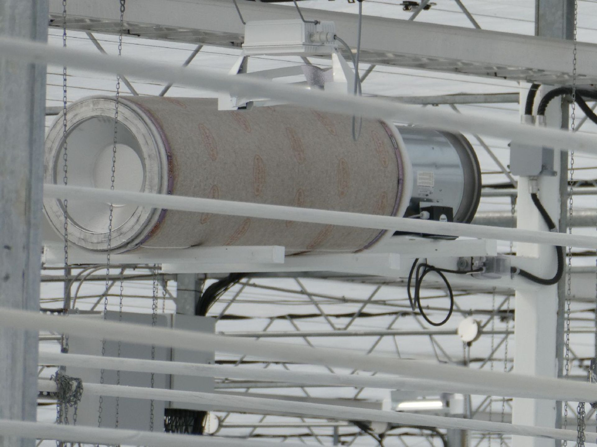 """Can Fan 14"""" Carbon Filter"""