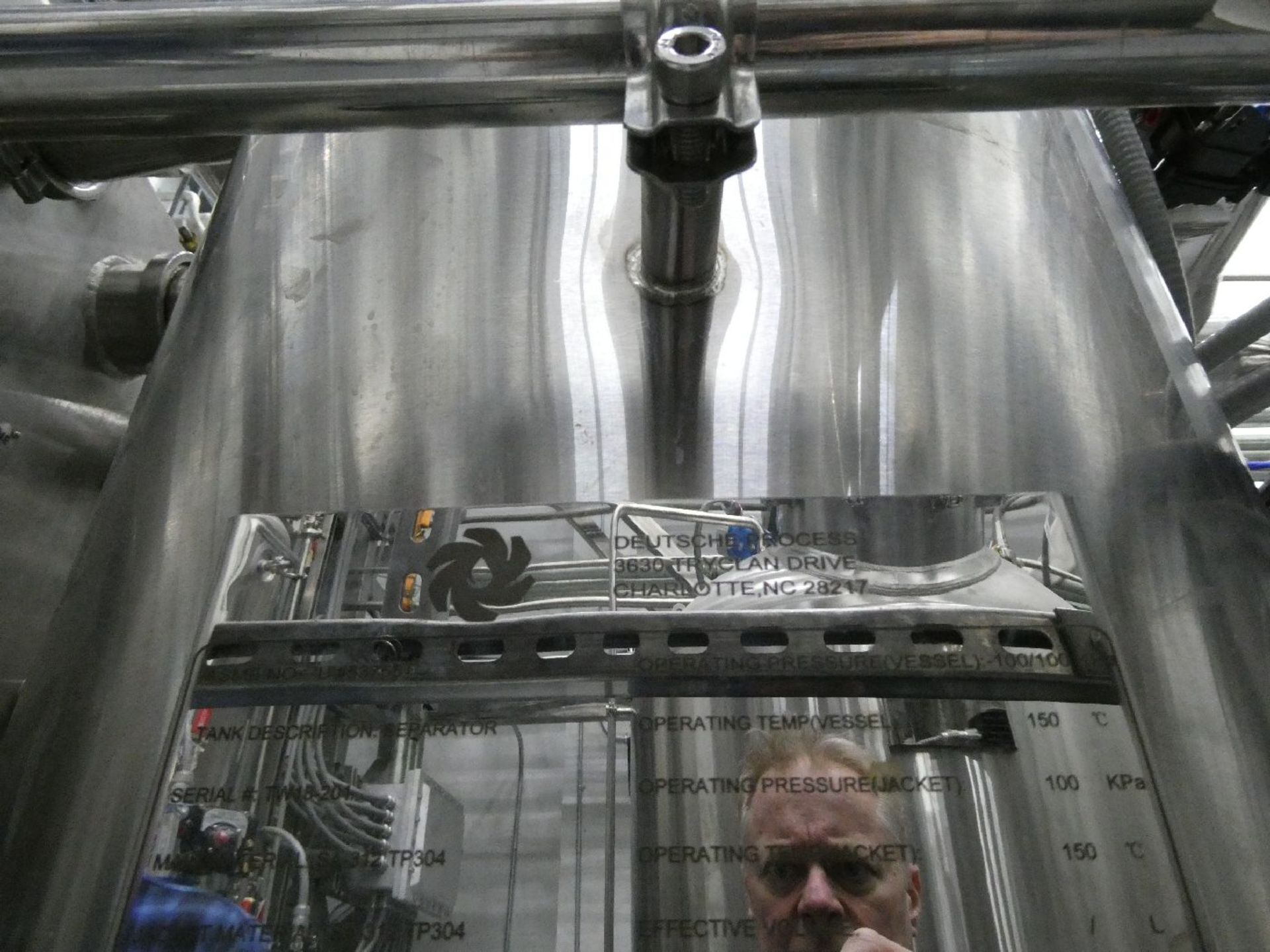 ROTAX Closed Loop Solvent Based Continuous Oil Extraction System - Image 24 of 68